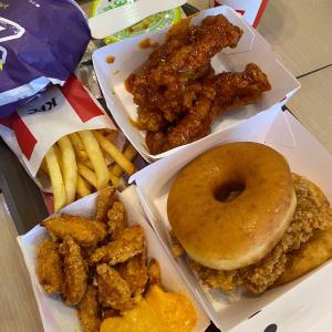 韓国KFCの斬新な新メニュー