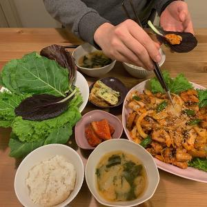 お家でできる韓国の豚肉辛炒めチェユッポックム(제육볶음)レシピ