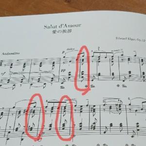 ピアノ曲と、今日の文鳥