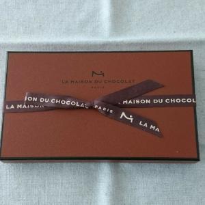 次のチョコレート