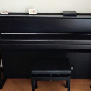 ピアノの進捗状況