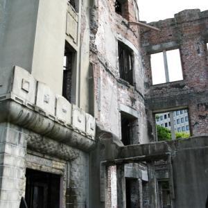 戦争の焼け跡がまだ残っていた/昭和30年代
