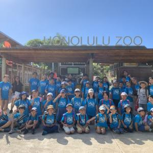 ホノルル動物園が6月5日に再開