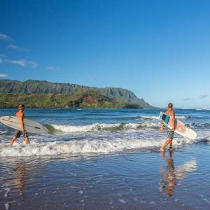 ハワイ カウアイ島群長は到着後の検査を今でも推進しています
