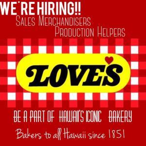 Love's Bakeryのお気に入りの焼き菓子を持ち帰るチャンスを提供