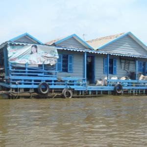 カンボジア4日目 トンレサップ湖