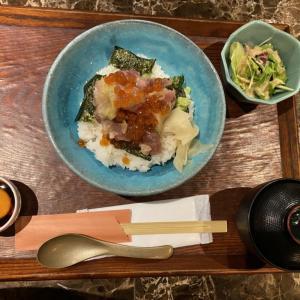 またまた米門。海鮮丼を食す