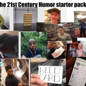 【海外ミーム】「21st Century Humor」の意味・元ネタを解説