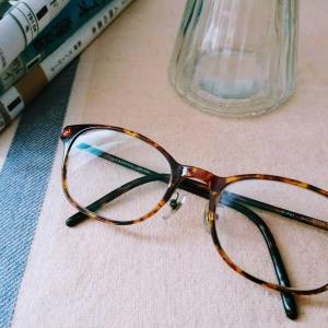 ジュエリーより眼鏡かも