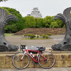 ジョジョのアレと姫路城ポタリング 〜お城周りは見どころ満載(^^)〜