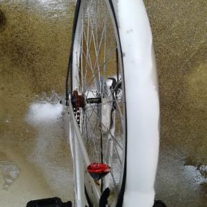 自転車通勤でトレーニング! 準備編  其の1  ~まずはエバーズで自転車をキレイにしよう!~
