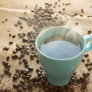 コーヒーを嗜むライドがしたくて