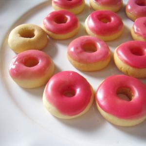 レモンちゃんのドーナツクッキーやさん、はじめました*n_n*