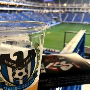 【サッカー観戦】ビール インスタ映え