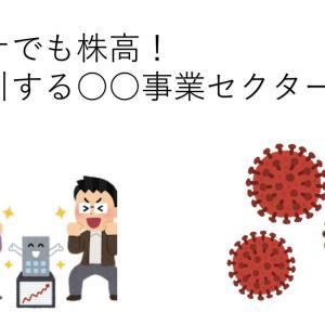 【コロナショック】経済活動再開 世界株高へ!牽引するのは⚪︎⚪︎事業!