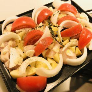 硬いアボカドの食べ方と、ぎゅうぎゅう焼き(ズボラ料理)