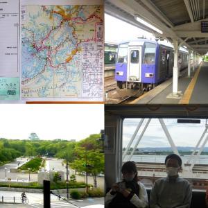 緊急JR大阪近郊6府県大回り 218Km6時間
