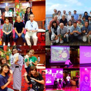 船上七夕祭、企画、天文会昼食会/PB101(77)