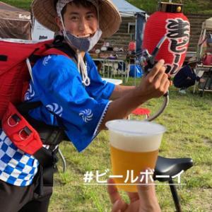 乙川ナイトマーケット開催中