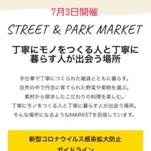 今度の土曜は、乙川ナイトマーケット出店