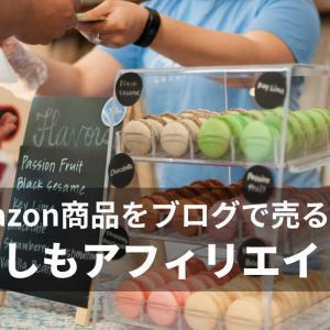 Amazon商品はもしもアフィリエイトから売るべし!