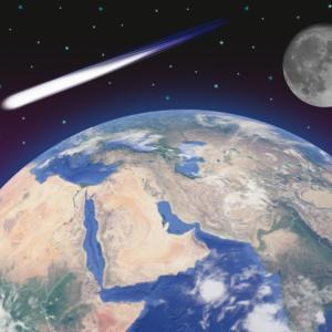 巨大彗星接近!地球を移動せよ!『妖星ゴラス』