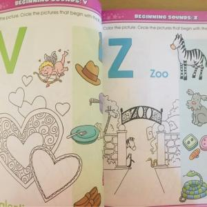 英語のワークブックBIG Workbookは幼児や小学生向け!自宅学習に最適