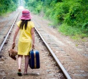 何歳になってもツインソウルに出逢う法(31) 現実逃避の旅