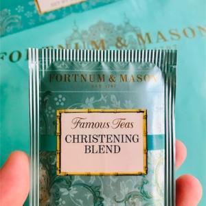 気になっていた紅茶で優雅に〜♪