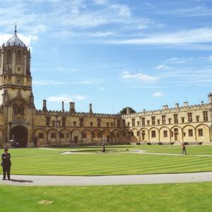刑事モースを見てオックスフォードの風景とエンディングを懐かしむ