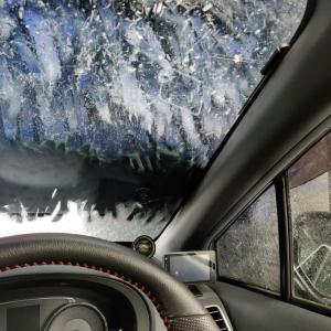 高次脳が良くなってきたから…洗車ができるようになりました