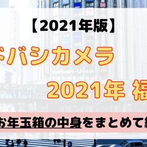 【2021年版】ヨドバシカメラ福袋の中身をまとめてご紹介