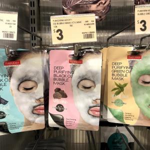 オーストラリアで買える炭酸パック【スキンケア】