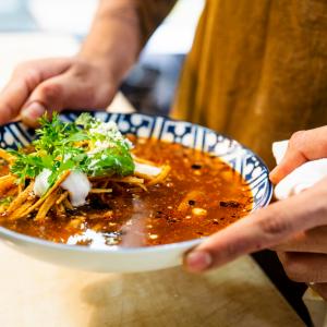 メキシコはスープが美味しい!