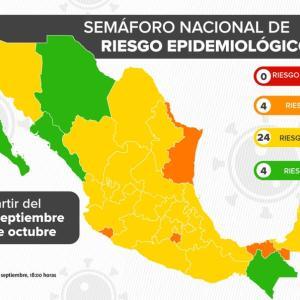 【第3波はピークアウトか】9月20日からの経済活動再開信号情報と9月17日の感染状況