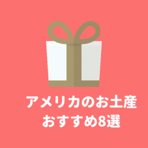 アメリカのお土産おすすめ厳選8選【お菓子だけじゃない!】