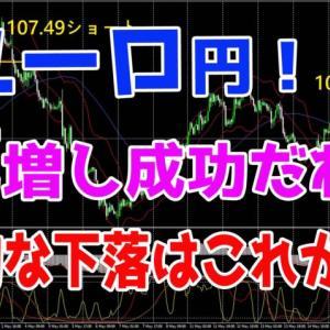ユーロ円!売増し成功だね♪本格的な下落はこれから!?