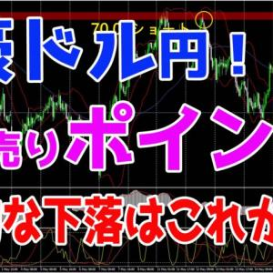 豪ドル円!戻り売りポイント!本格的な下落はこれから!?