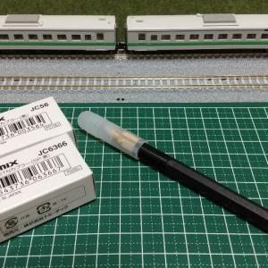キハ143をJC6366とJC56でTN化した。