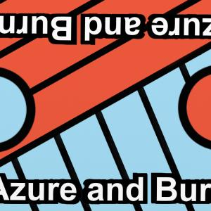 """""""Azure And Burnt""""の紹介"""