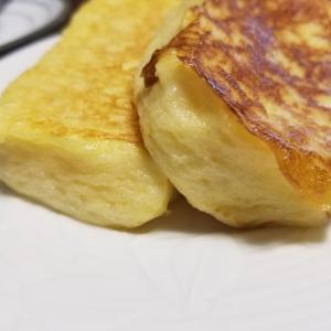 オークラ特製フレンチトーストで朝ごはん♡
