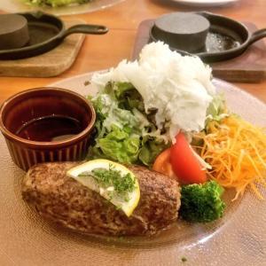 常陸牛100%ハンバーグが美味しすぎる♡タヴェルナハンバーグ@水戸