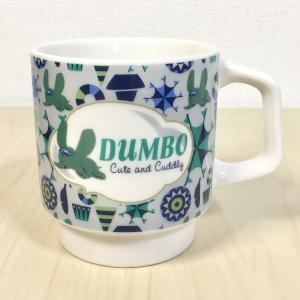 ゴーグルダンボの「ヴィンテージ風マグカップ」maebata☆スタッキング収納できます♪