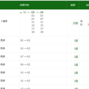 【当たらない競馬】神戸新聞杯買い目公開!コントレイルは果たして勝てるのか???【生予想】