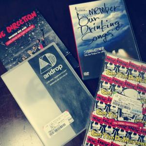 BOOKOFFにて激安音楽DVDを買ったら名作混じってた!