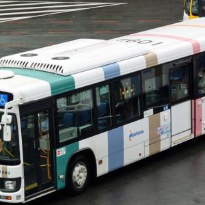 西鉄バス 竹下1092