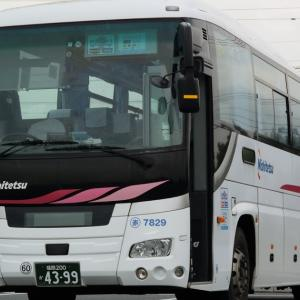 西鉄バス 赤間7829
