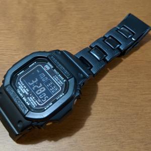 男の定番 腕時計 G-SHOCK「M5600BC」を購入レビュー。タフさと電波ソーラーを兼ね備えた優れものだった。