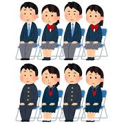 高校受験ストーリー~高校説明会の受付開始