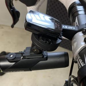 【ロードバイク】定番ライトのボルト800が優秀すぎでオススメ!